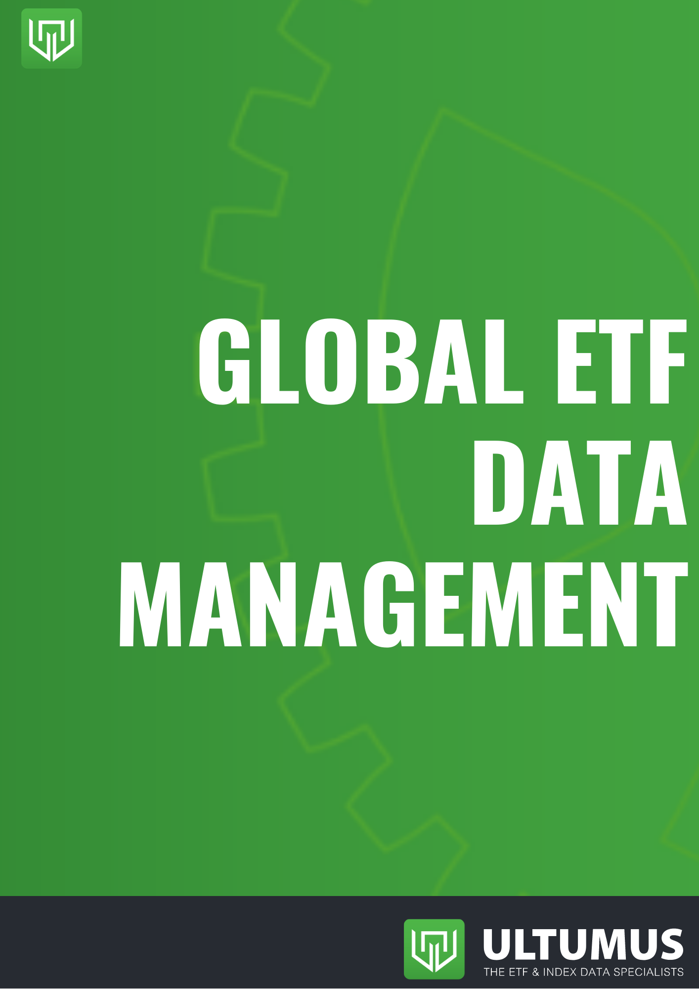 Global etf data management